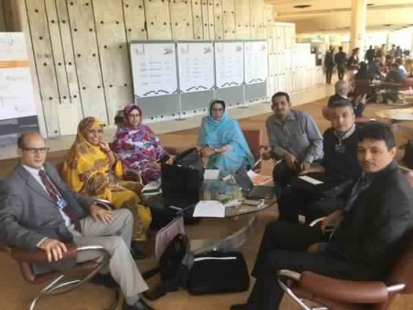 Activistas defienden la causa saharaui en Ginebra