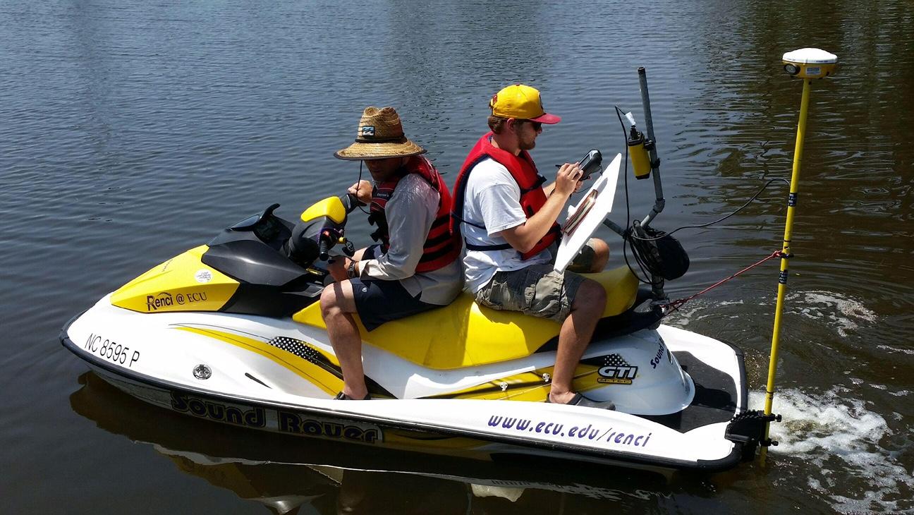 ECU SSTORM Research Group Blog: CSI Boat Basin Survey