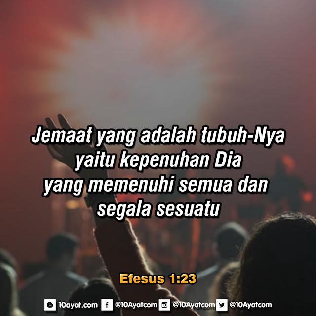 Efesus 1:23