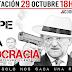 Autorizan la protesta de la Coordinadora 25S contra la investidura de Rajoy