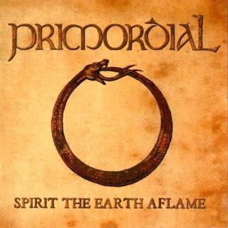 """Ο δίσκος των Primordial """"Spirit the Earth Aflame"""""""
