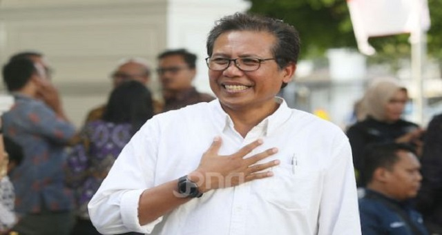 Fadjroel: Presiden Tak Akan Lindungi Oknum PDIP Terlibat Korupsi