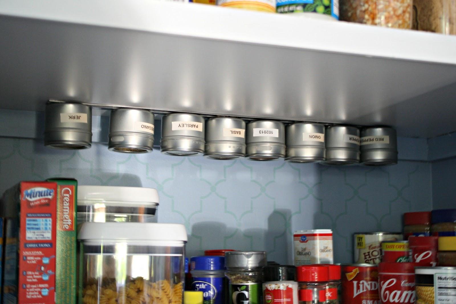 Gaining Kitchen Storage from Thrifty Decor Chick