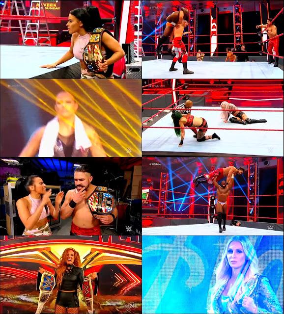 WWE Monday Night Raw 27 April 2020 480p HDTV