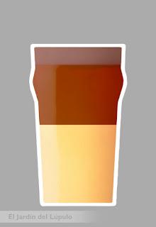 Cóctel con cerveza: Burton Soda