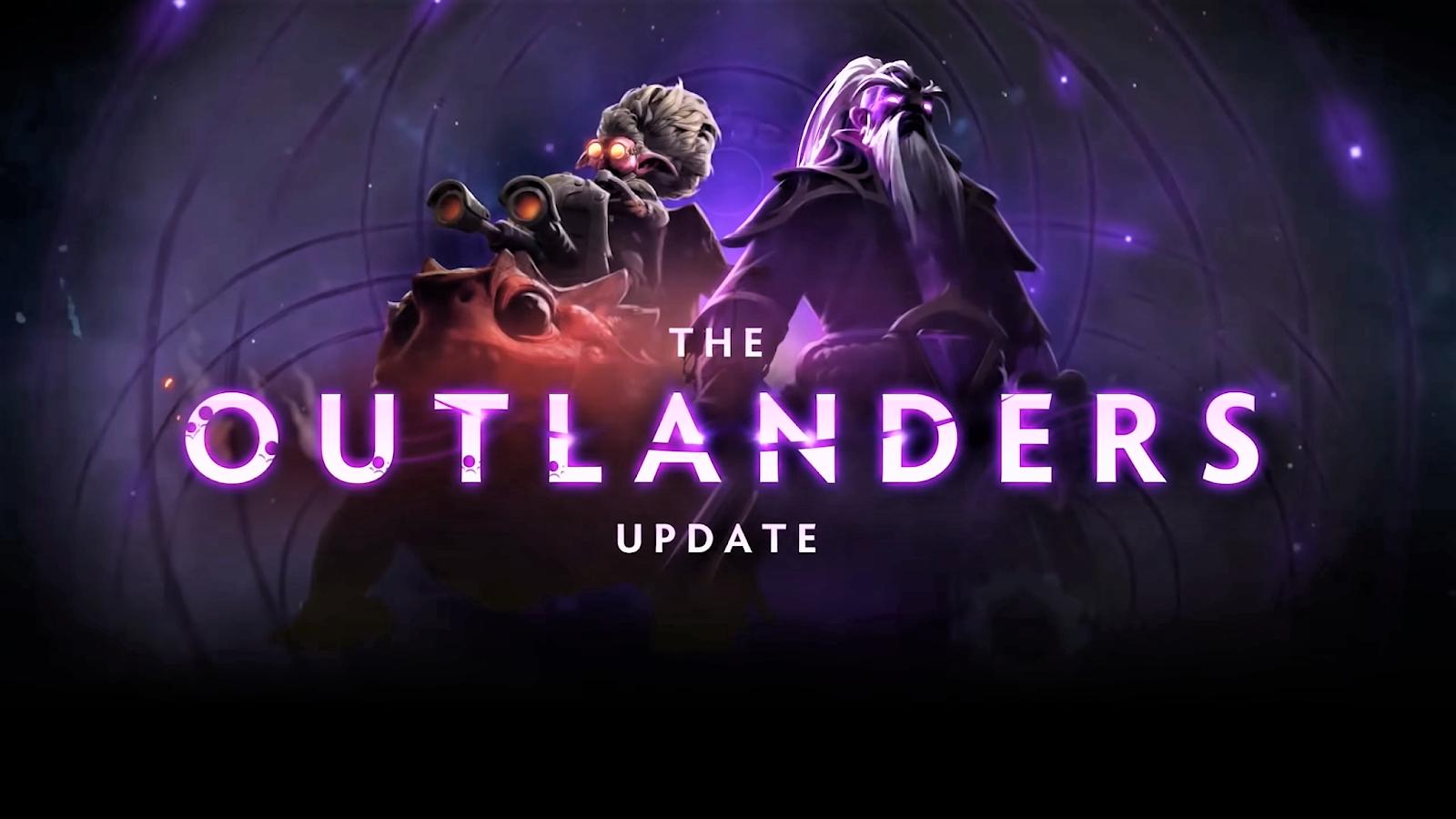 Outlanders Update Snapfire and Void Spirit