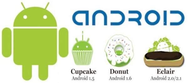 Ini Dia 3 Versi Android yang Diluncurkan Google Ditahun 2009