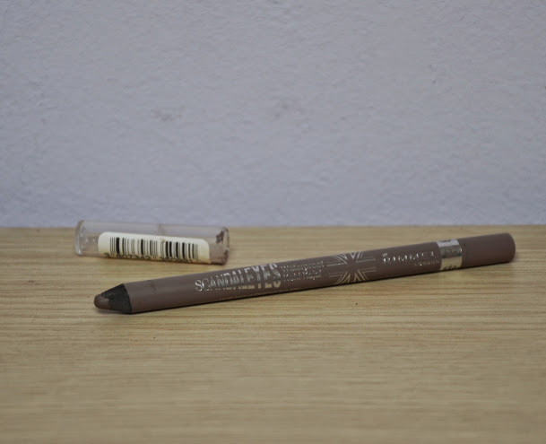Review: Rimmel Scandaleyes Waterproof Kohl Kajal Taupe
