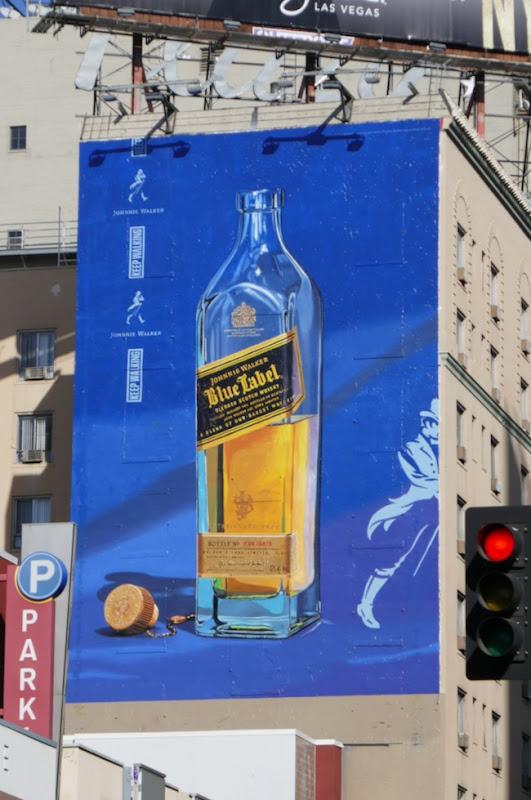 Johnnie Walker Blue Label 2019 billboard