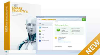 ESET Smart Security 5 License Key,Username and Password, Full Version, Free Download, Activation Code