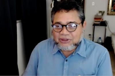 El antropólogo y sociólogo Carlos Andújar