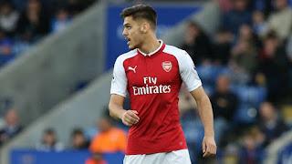 Dinos Mavropanos signs new Arsenal deal