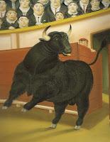 Resultado de imagen de botero toros