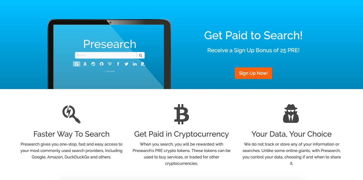 Get Paid To Search Online: Coinspectus