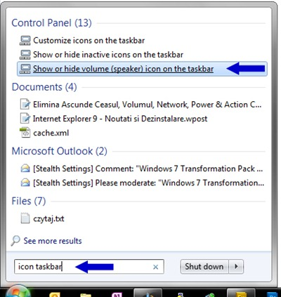 Mr trick: Cara hide icon jaringan, volume speaker, jam