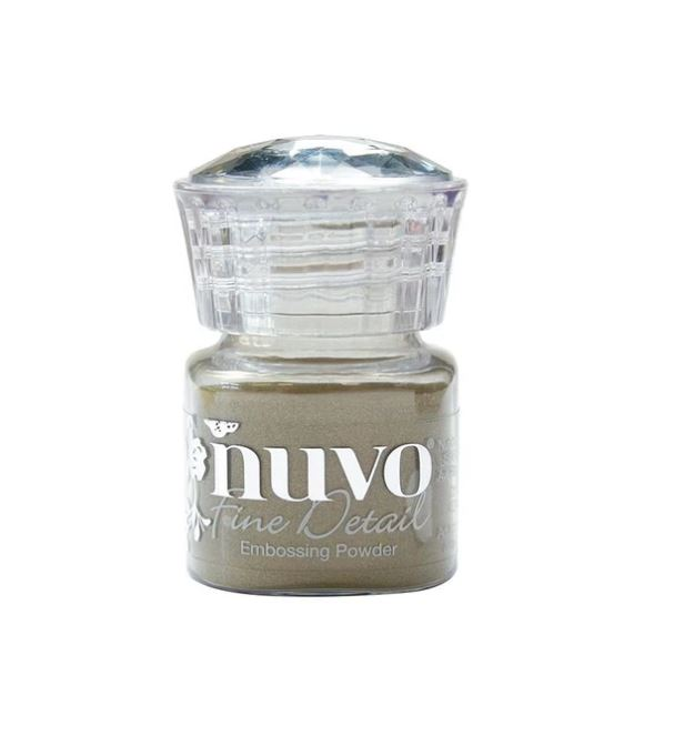 Nuvo Embossing Powder Classic Gold