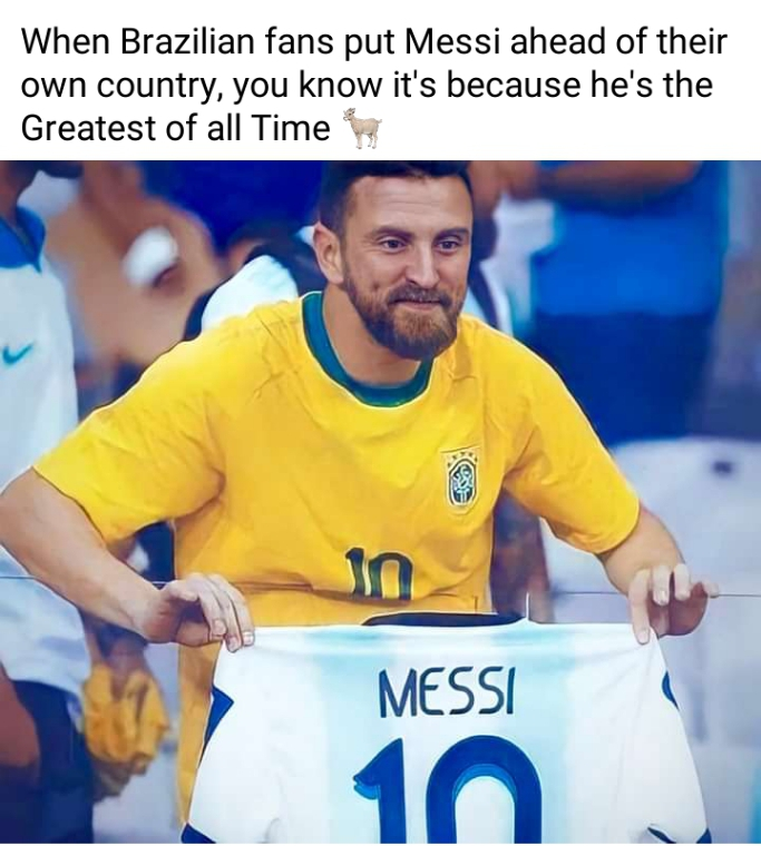 Messi silences haters