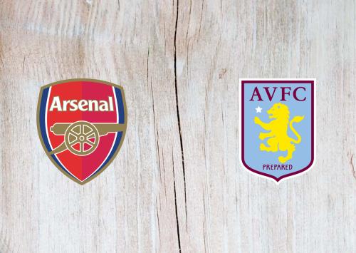 Arsenal vs Aston Villa -Highlights 22 September 2019