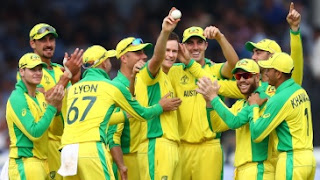 England vs Australia 32nd Match ICC Cricket World Cup 2019 Highlights