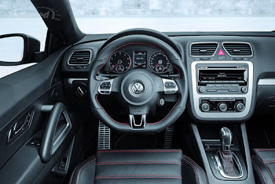 Scirocco Million interior