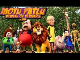 Motu Patlu King Of Kings 2016 Full Bollywood Movie Download