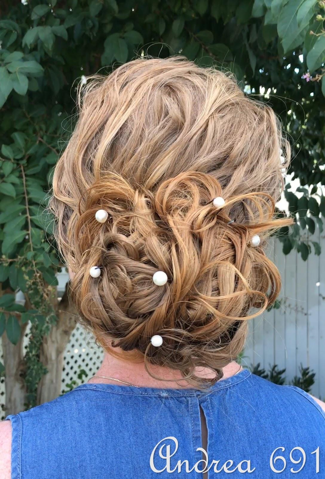 Braids Hairstyles For Super Long Hair Beach Waves Bun