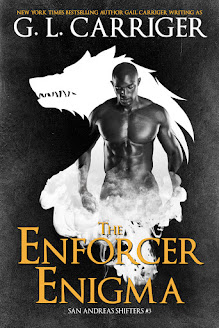 The Enforcer Enigma by G.L. Carriger