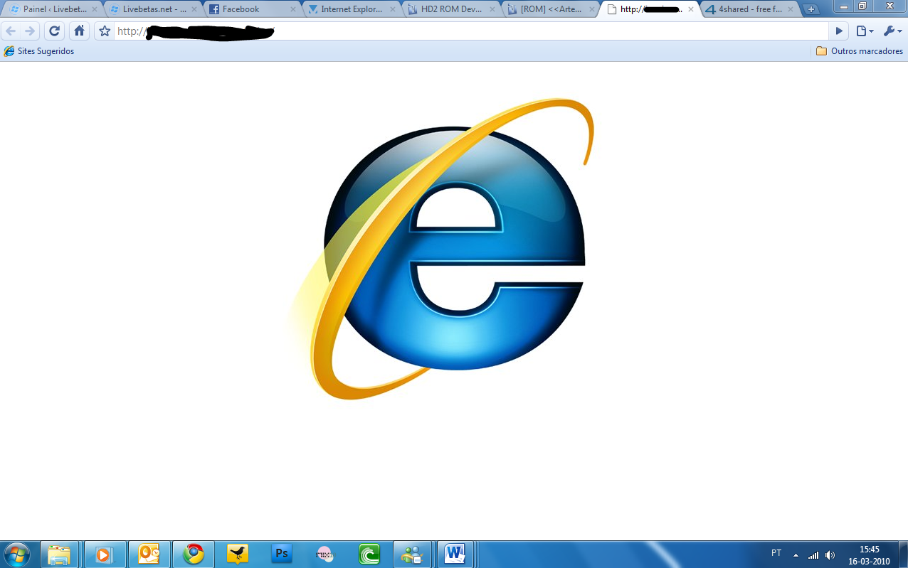 Internet Explorer 9 for windows 7 (64 bits) | Techno Park
