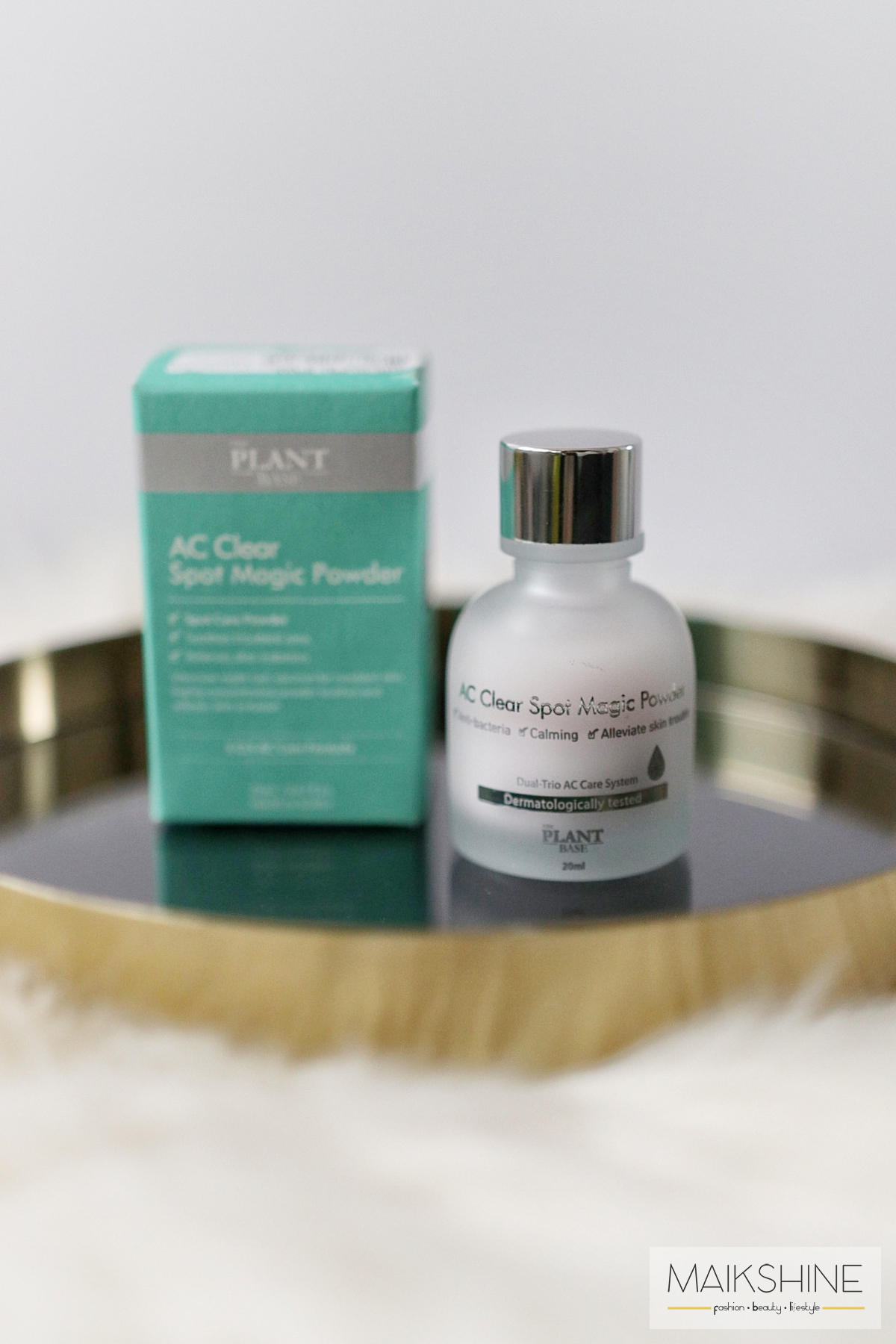 AC CLEAR SPOT MAGIC POWDER de THE PLANT BASE