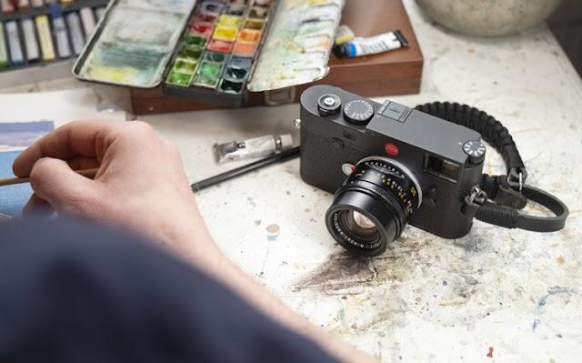 Leica, 600 bin ruble için renkli 40 megapiksel matrisli M10-R telemetre kamerasını sundu