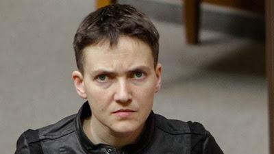 Савченко у Вінниці
