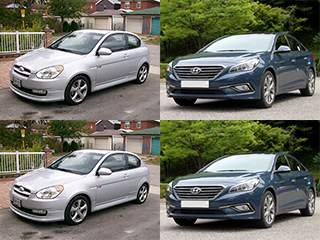 While The Hyundai Elantra GT Models Are The GT And The Sport. Both Cars Are  Amazing Cars Made By Hyundai. So Hereu0027s The 2018 Hyundai Accent Vs Elantra  GT.