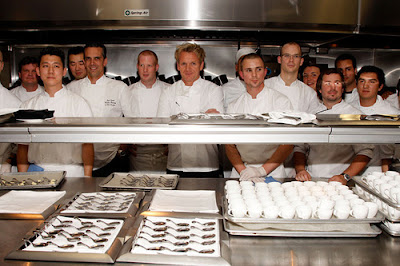 Aprende a cocinar con Gordon Ramsay