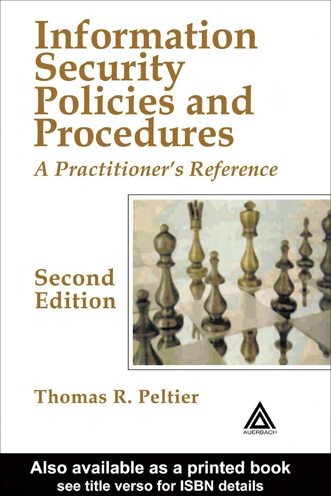 Information Security Policies & Procedures