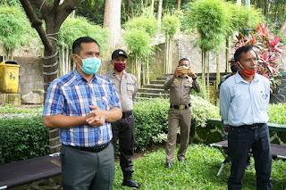 Pengawasan di Perbatasan, Ketua Komisi A DPRD DIY Eko Suwanto Apresiasi Petugas