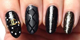 Chanel Nail