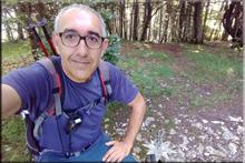 Arraialde mendiaren gailurra 1.049 m. - 2018ko ekainaren 29an