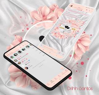 Flowers Theme For YOWhatsApp & Fouad WhatsApp By Driih Santos