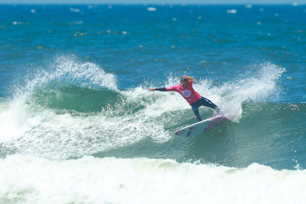 0 Ariane Ochoa EUK Junior Pro Espinho foto WSL Laurent Masurel