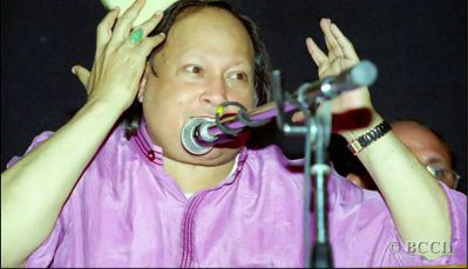 Nusrat Fateh Ali Khan Remixes by DJ Chino