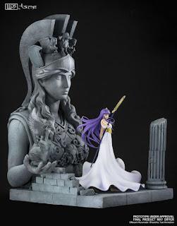 """Abierto pre-order de Athena HQS+ de """"Saint Seiya"""" - Tsume Art"""