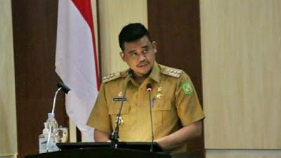 Pemko Medan Usulkan Ranperda Kota Medan Tentang Keolahragaan Ke DPRD