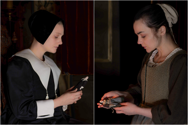 Julie Campbell Doll Artist The Miniaturist Bbc Drama The Making