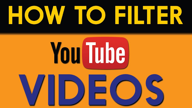 Adding Filter to YouTube Videos