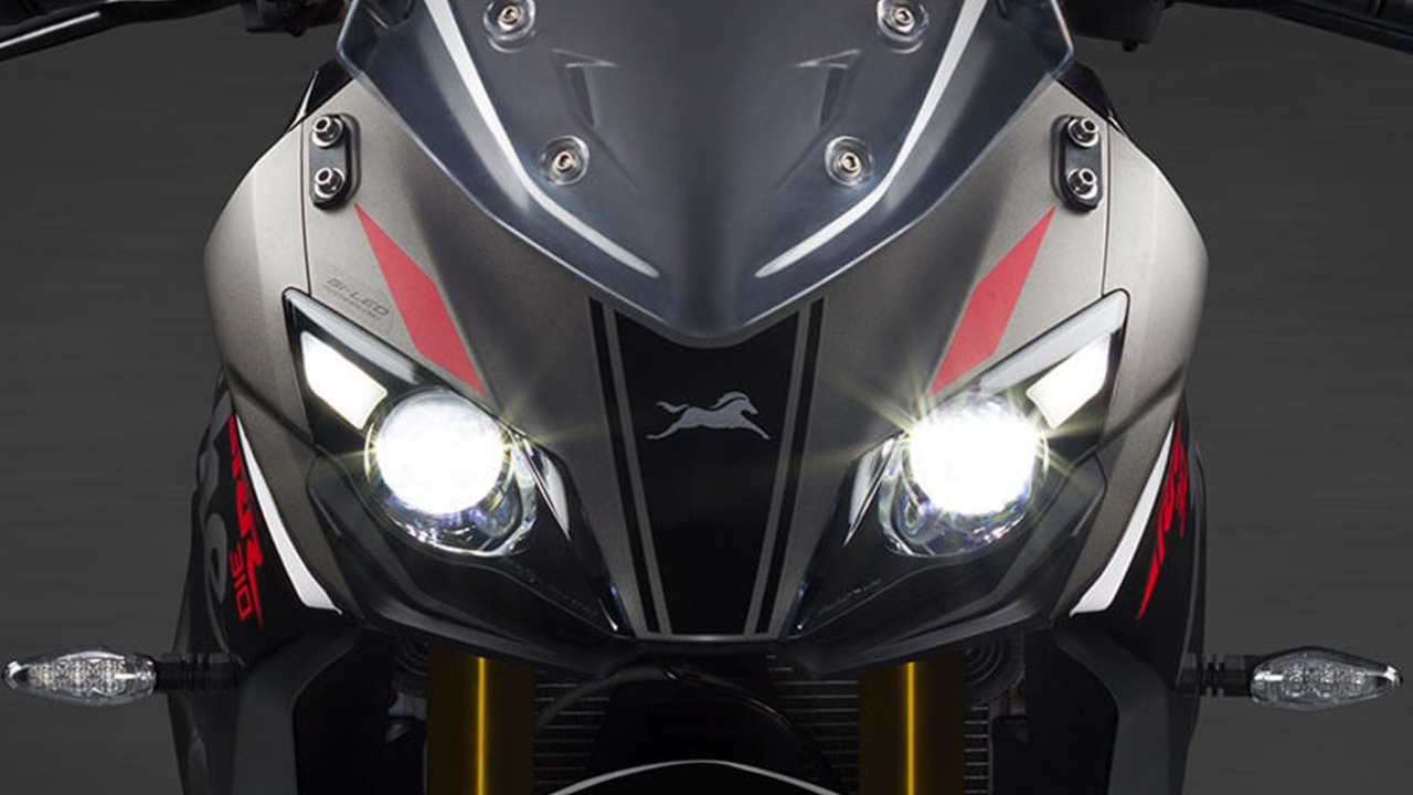 310 RR LED HEALAMPSN AND INDICATOR