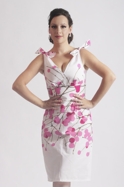Julia Bobbin - Marimekko Dress