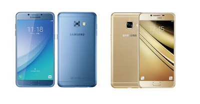 Samsung Galaxy C5 Pro vs Samsung Galaxy C5