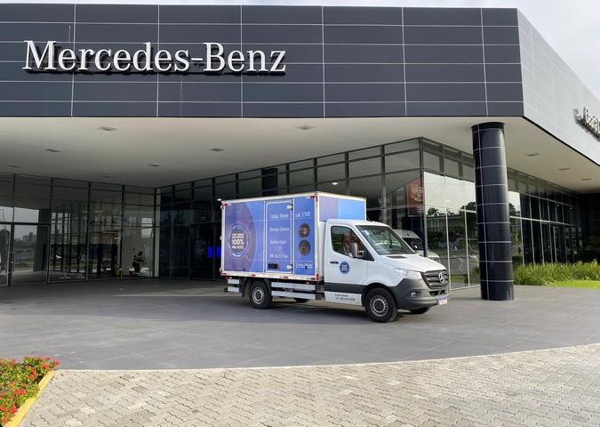 Mercedes-Benz Vans inaugura primeiro Van Center do Nordeste