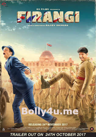 Firangi 2017 CAMRip 350MB Full Hindi Movie Download 480p Watch Online Free bolly4u