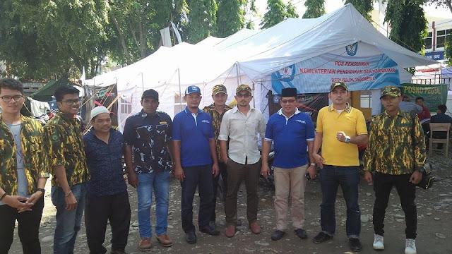 Calon Wakil Walikota Banda Aceh Zainal Arifin , banda Aceh Gemilang